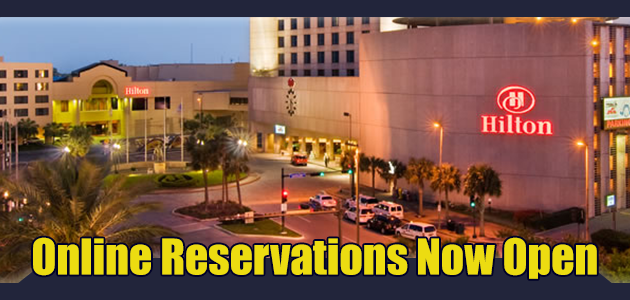 Online-Reservations