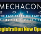 MechaCon 2016 Pre-Registration is now open!